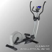 Clear Fit AirElliptical AE 40 - Эллиптический эргометр максимальный вес пользователя 150кг