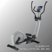 Clear Fit AirElliptical AE 30 - Эллиптический эргометр максимальный вес пользователя 150кг
