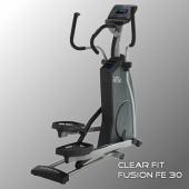 Clear Fit FE 30 Fusion - Эллиптический эргометр максимальный вес пользователя 140кг