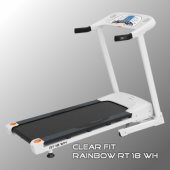 Clear Fit Rainbow RT 18 WH