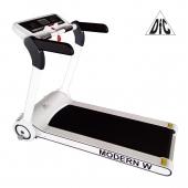 DFC MODERN W - Беговая дорожка электрическая, максимальный вес пользователя 110 кг