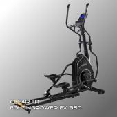 Clear Fit FoldingPower FX 350 - Компактный эллипсоид с длиной шага 510 мм в сложенном виде 100 х 68 см!